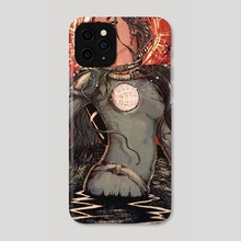 Aurora 5 - Phone Case by Stephan Parylak