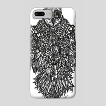 Warrior - Phone Case by Jacque Tiongco