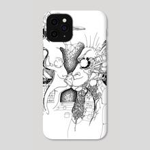 Graphics 013 - Phone Case by Murat Alimov