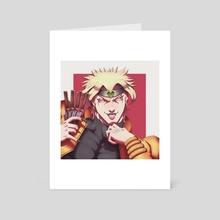 D I O (DTIYS) - Art Card by GARRID