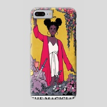 The Magician - Modern Witch Tarot - Phone Case by Lisa Sterle