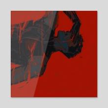 Sleep tight, my dear. - Acrylic by Sae