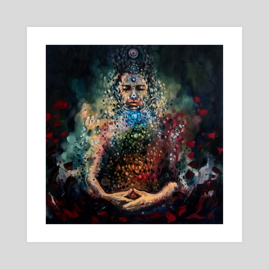 MEDITATION by Jeff Grimal