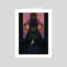 Mother - Art Card by Galactic Jonah