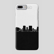 El Paso - Phone Case by Deniz Akerman