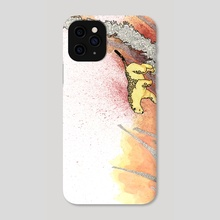 Raise Up - Phone Case by Kate Glasheen