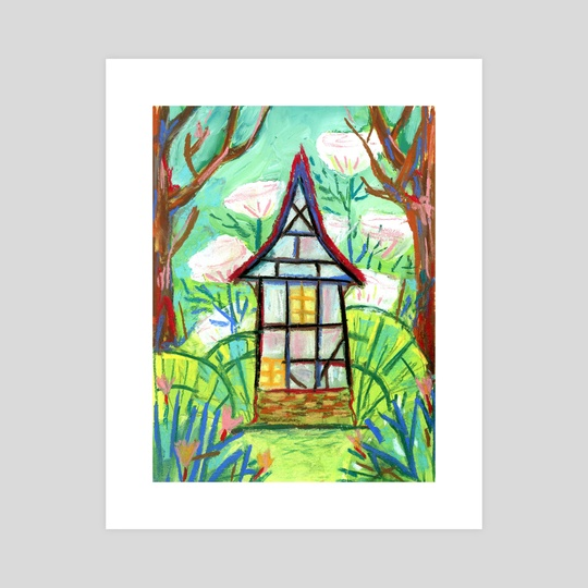 Forest House by Suzi Spooner