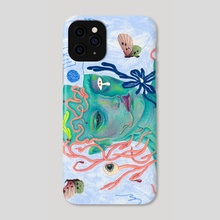 late summer - Phone Case by Ines J.
