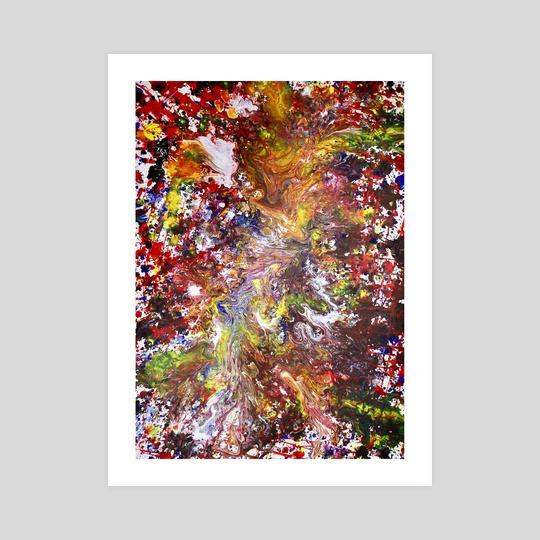 Phoenix Rising by PAUL BUTTERWORTH