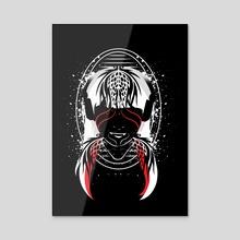 Tenshi - Acrylic by Muhammad Sidik