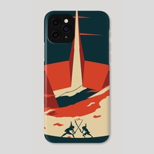 Kill La Kill (Alternate Color) - Phone Case by Alex Uploads