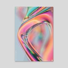 "WWP 229 ""light bending"" - Acrylic by Martin Naumann"