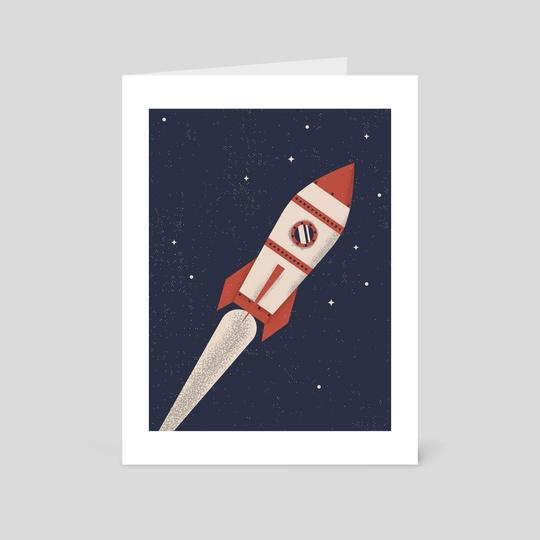 Rocket 2 by Amer Karic