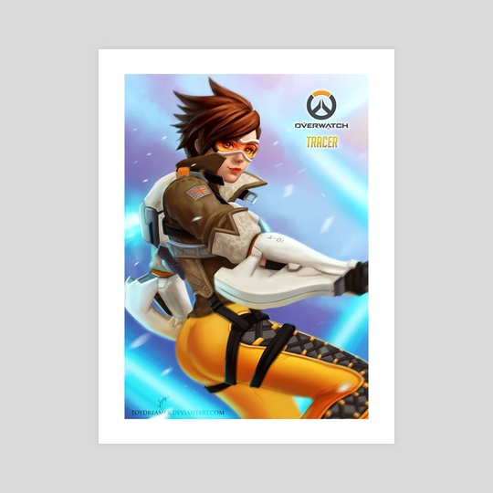 Tracer  by Joycelyn Ong