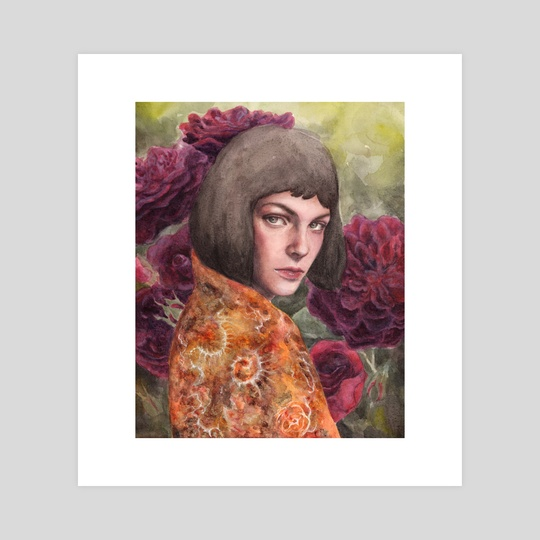 In Bloom #1 by Anne-Sophie Cournoyer