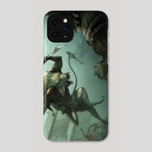 Eshin - Phone Case by Gammatrap