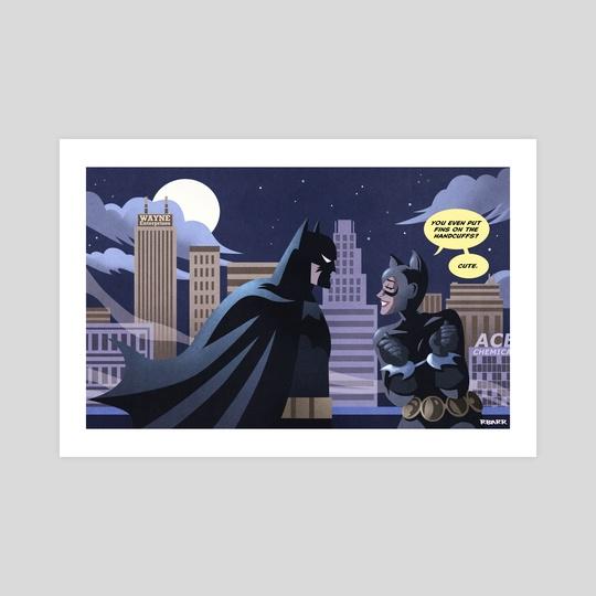 Bat Cat by Ryan Barr