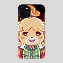 Isabel - Phone Case by Melora Mylin