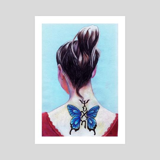 Psyche by Celeste Groenewald
