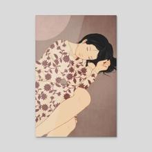 Sleep - Acrylic by Sai Tamiya