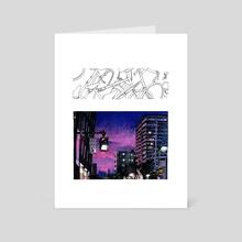 unkwn  - Art Card by JOYCE