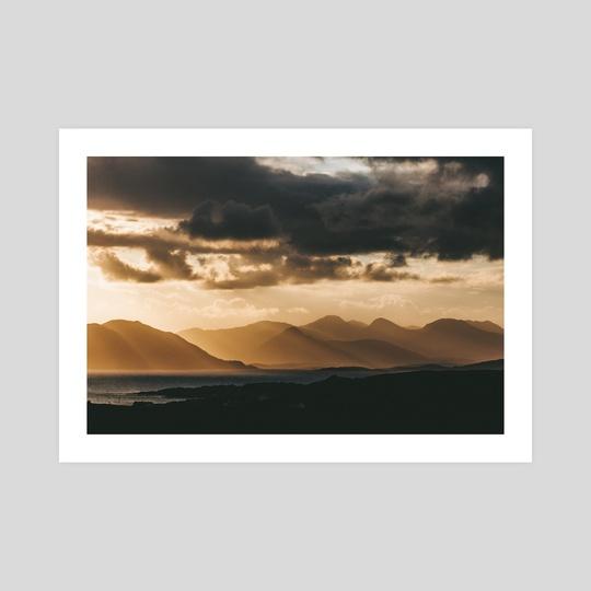 Ireland's Sunrise by Shantanu Starick