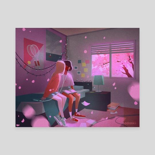 Roommate by Nadaskii