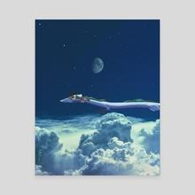 Spirited Away - Canvas by Obnubilant  ラヤン
