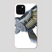 Hawk - Phone Case by Adam Lindsay Honsinger