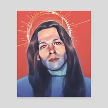 Judas - Canvas by Feu