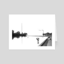 Liquid Memory #3 - Art Card by Henrique  de França