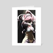 Olivia - Art Card by skepty not skepty