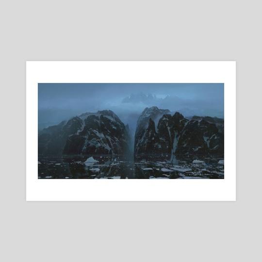 The Black Bay by Tomáš Honz