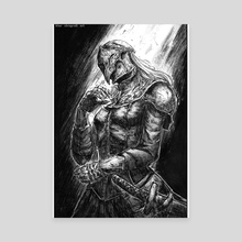 Yuria of Londor - Canvas by Blue StrayCatt Art