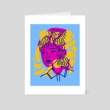 Tender - Art Card by Matt Schroeter