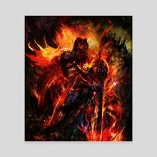 dark souls 3 - Canvas by Maxim G