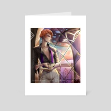 Moira - Art Card by Lion Wings
