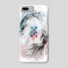 Warriors by Nature - Phone Case by Bobby Rogers