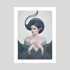 301 - Art Print by Diego Fernandez