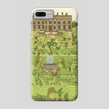 Topiary - Phone Case by Brendan Kearney