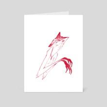 Blood Matron - Art Card by Vampren