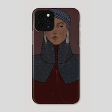 Royal - Phone Case by Sol Ghali
