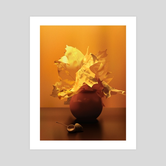 Autumn Still Life by Sofia