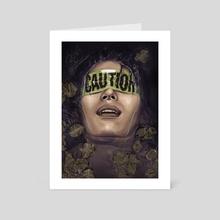 Taeyang // Tear Drop - Art Card by supermanworks