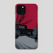 MDNGHT - Phone Case by Steven P Hughes