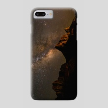 Milky Way Over Zion - Phone Case by Matthew McCoy