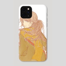 Jacket - Phone Case by Ellie Najiha