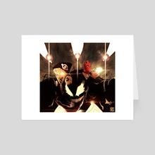 Black Ops - Art Card by Taku Waku