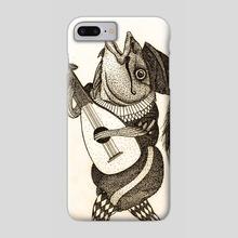 Fishman Jones! - Phone Case by Joe Brown