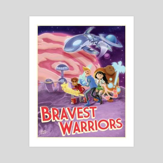 Bravest Warriors! by Alyssa Spector